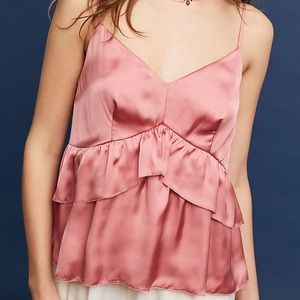 Anthropologie Tops - Harrison Ruffled Cami
